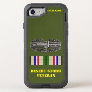 DESERT STORM VETERAN OtterBox DEFENDER iPhone 8/7 CASE