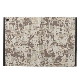 Desert Style Digital Camouflage Decor iPad Air Case