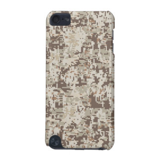 Desert Style Digital Camouflage Decor iPod Touch (5th Generation) Case