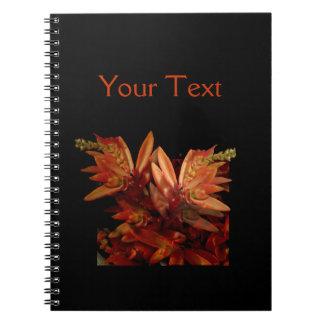 Desert Succulent Notepad Notebook
