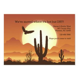Desert Sun Moving Announcement
