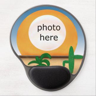 Desert Sun Photo Gel Mouse Pad