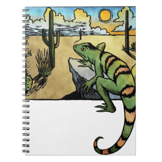 Desert Sunrise Notebook