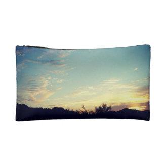 Desert Sunset Makeup Bags