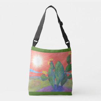 Desert Sunset Crossbody Bag