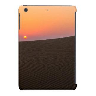 Desert sunset in Dubai iPad Mini Covers