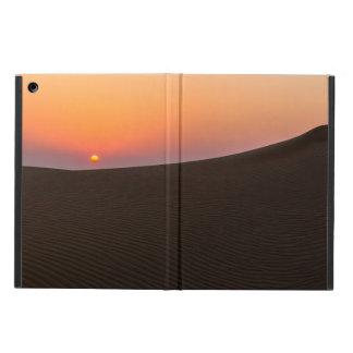 Desert sunset in Dubai Cover For iPad Air