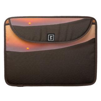 Desert sunset in Dubai MacBook Pro Sleeve