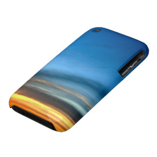 Desert Sunset near Historic Route 66 iPhone 3 Case-Mate Cases