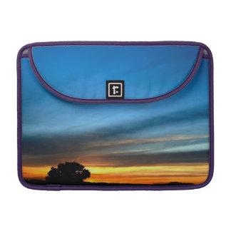 Desert Sunset near Historic Route 66 Sleeves For MacBook Pro