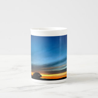 Desert Sunset near Historic Route 66 Tea Cup