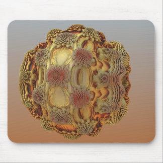 Desert Sunset Rose Mouse Pad