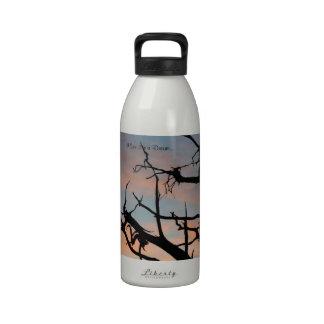 Desert Sunset Water Bottle