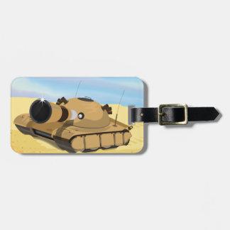 Desert Tank Bag Tag