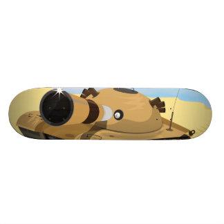 Desert Tank Skateboard Deck