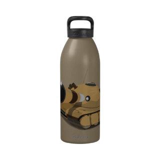 Desert Tank Drinking Bottle