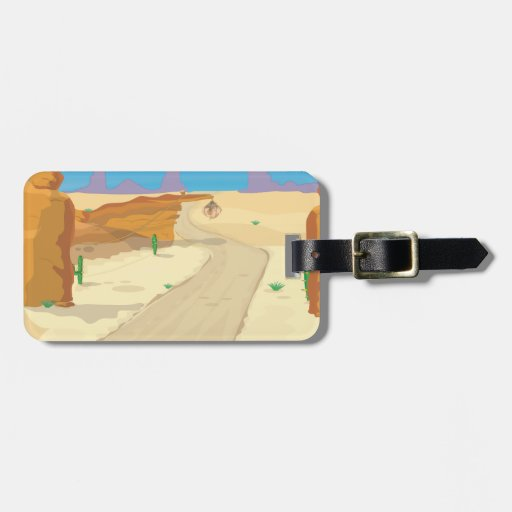 Desert Trap! Tag For Luggage