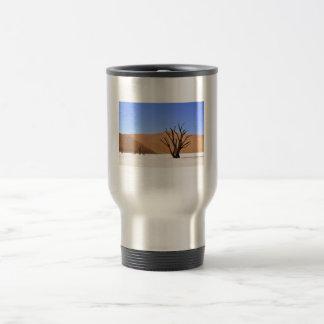 Desert Trees Travel Mug