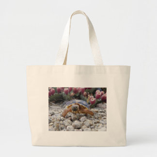 Desert Turtle Large Tote Bag