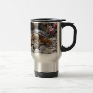 Desert Turtle 15 Oz Stainless Steel Travel Mug