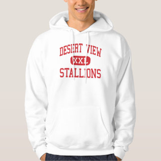 Desert View - Stallions - Middle - El Paso Texas Pullover