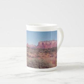 Desert Vista Bone China Mug