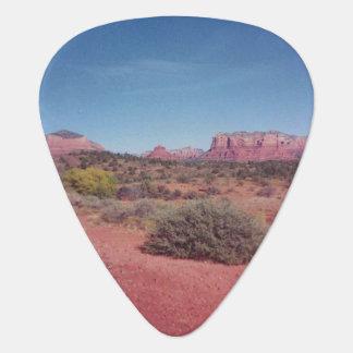 Desert Vista Guitar Pick