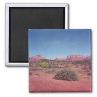 Desert Vista Magnet