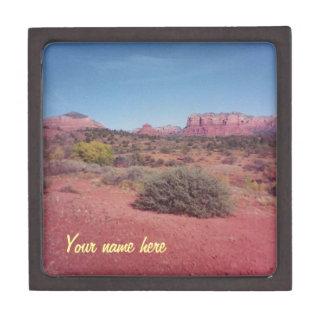 Desert Vista Personalized Premium Gift Box