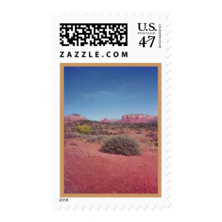 Desert Vista Postage