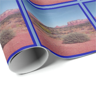 Desert Vista Wrapping Paper