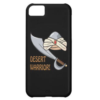 Desert Warrior iPhone 5C Cover