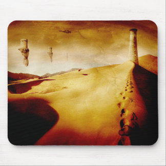 Desert Watchtower 2 Mouse Pad