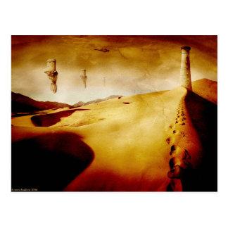 Desert Watchtower 2 Postcard