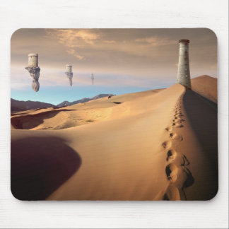 Desert Watchtower Mouse Pad