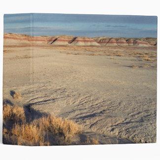 Desert Wave: Petrified Forest National Park Binders