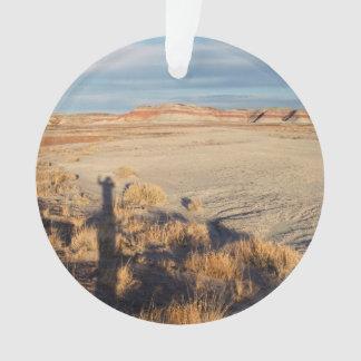 Desert Wave: Petrified Forest National Park Ornament