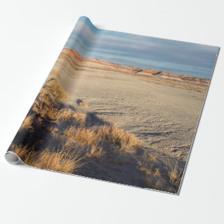 Desert Wave: Petrified Forest National Park Gift Wrap