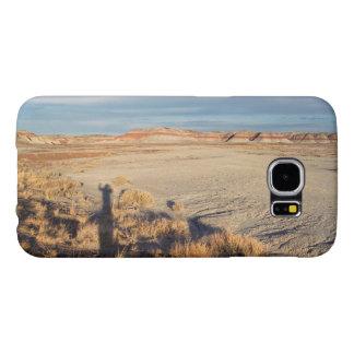 Desert Wave: Petrified Forest National Park Samsung Galaxy S6 Case