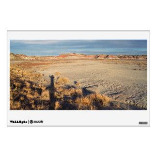 Desert Wave: Petrified Forest National Park Wall Decal