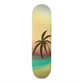 Desert Wave Skateboard Deck
