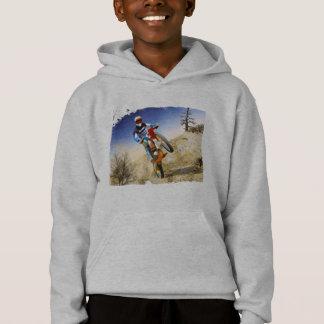 Desert Wheelie Motocross Hoodie