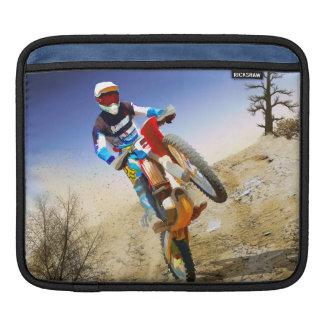 Desert Wheelie Motocross iPad Sleeve
