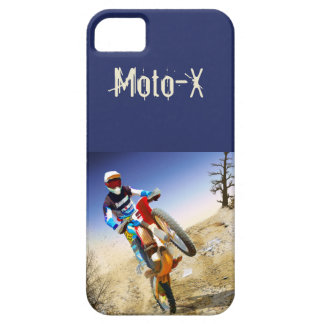 Desert Wheelie Motocross iPhone SE/5/5s Case