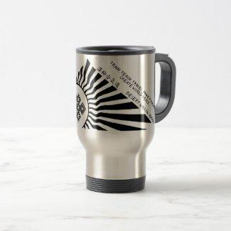 Desert Willow Aikido Stainless Travel Mug