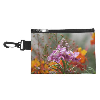 Desert Willow Bloom Accessory Bags
