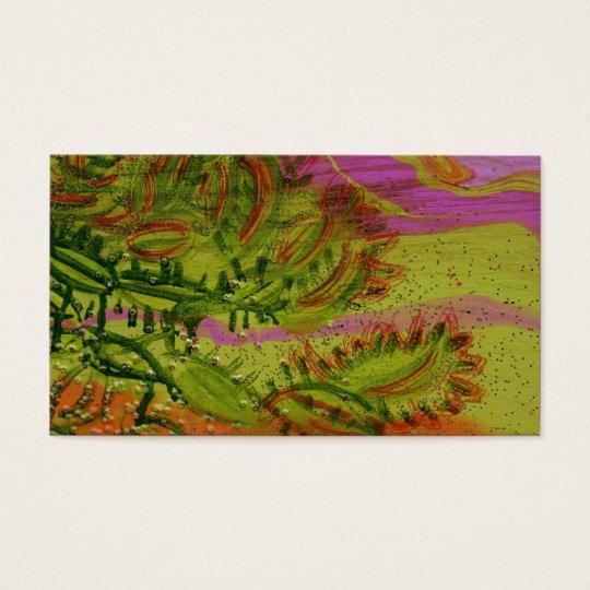 """""""Desert Wind"""" Business Card"""