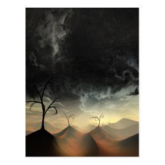 Desert Wind Postcard