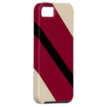 Desert Wolf Striped IPhone 5 Case