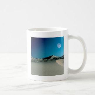 Deserts Bad Moon Rising Coffee Mug